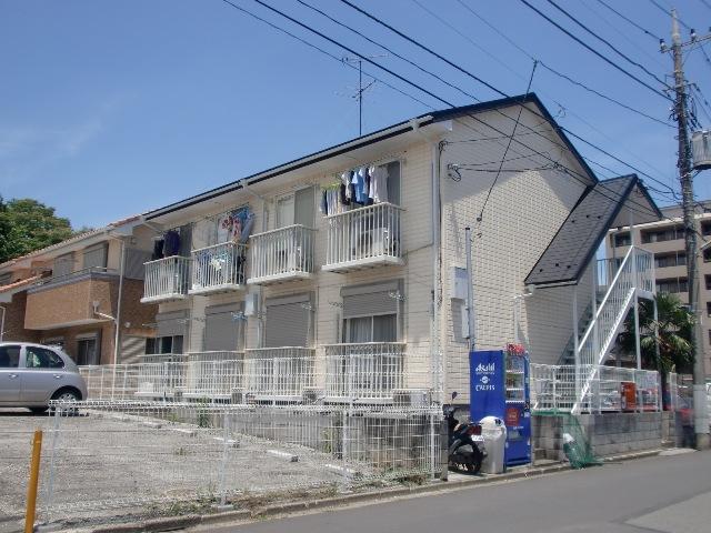 メゾンケヤキ外観写真
