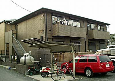 コンフォート野田A外観写真