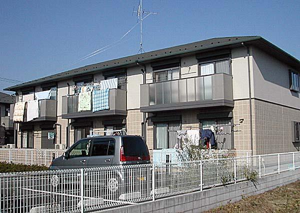 コンフォート狭山台Ⅱ外観写真
