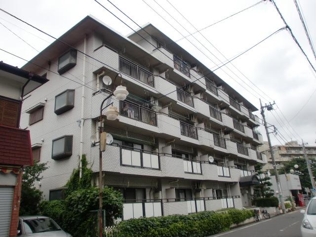 上砂パークマンション外観写真