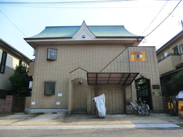 クレアール新所沢外観写真