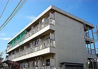 勇樹館外観写真