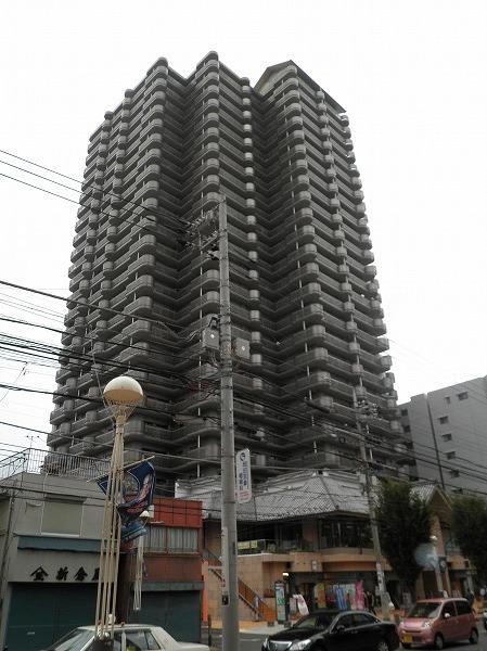 コンセールタワー所沢外観写真