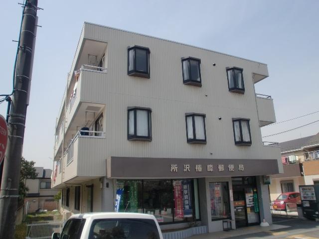 椿峰ロイヤルガーデン2号館外観写真
