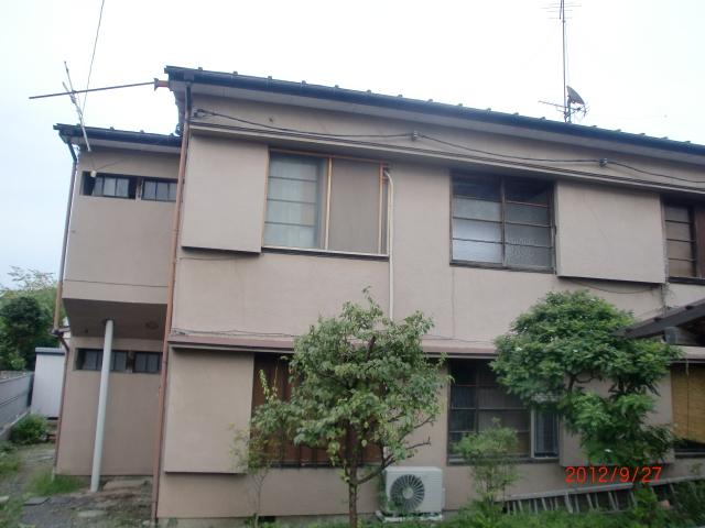 竹山荘外観写真