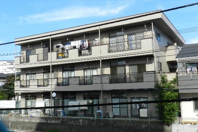 武蔵野コープ外観写真