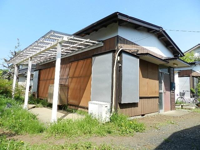 松ヶ丘貸家(敷地内)No1外観写真