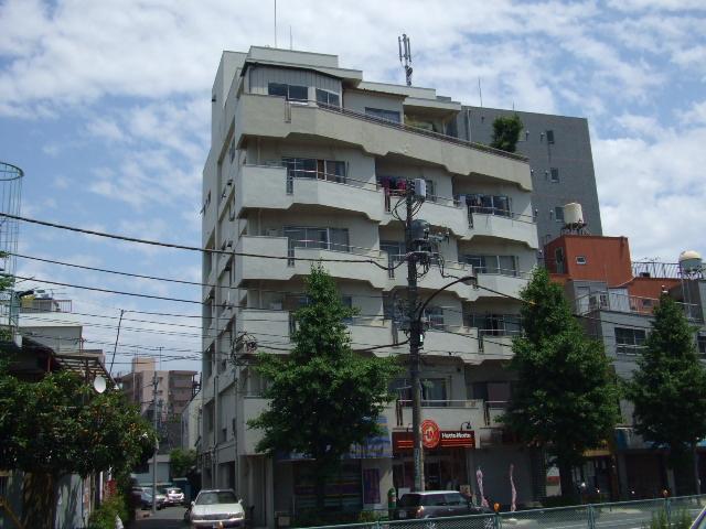 武田マンション外観写真