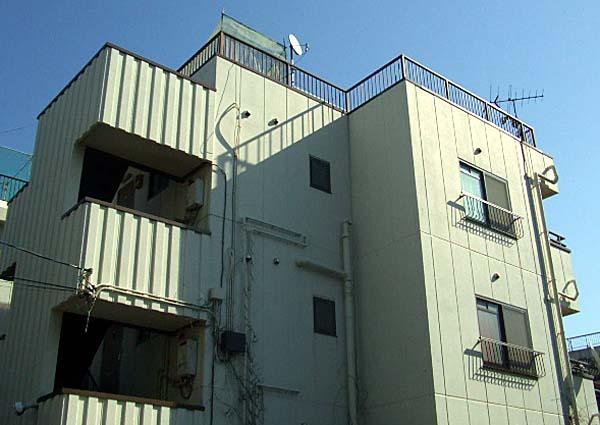 瀬川ビル(京成曳舟)外観写真