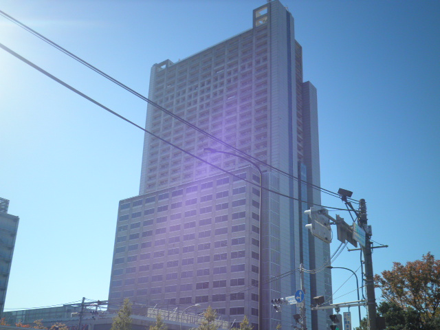 リバーサイド隅田セントラルタワーパレス外観写真