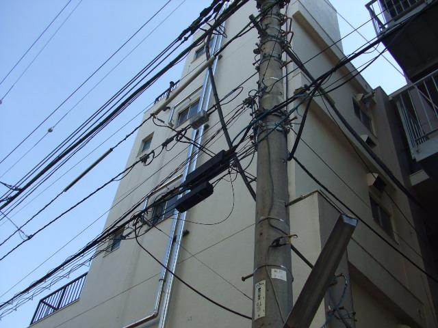 横川コーポ (押上)外観写真