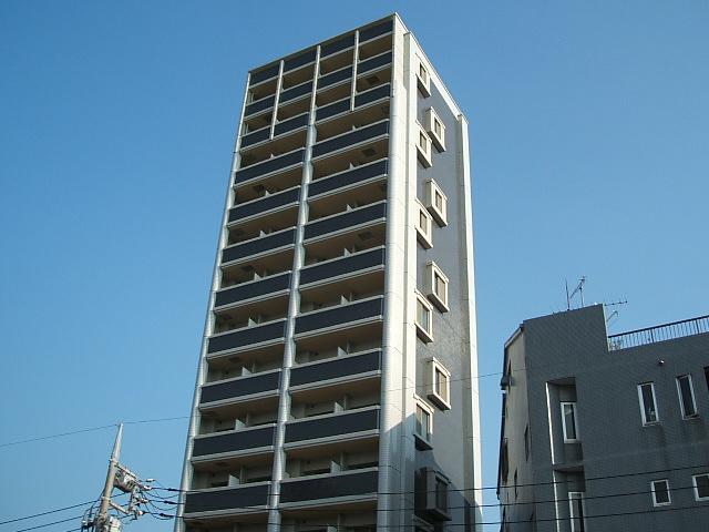 マークスプリングタワー東京No52外観写真