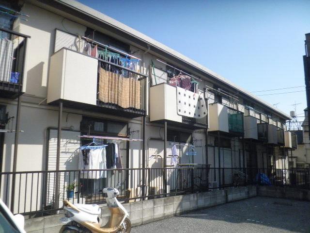 ファミーユ八広外観写真