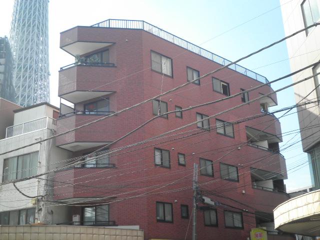 あすかマンション外観写真