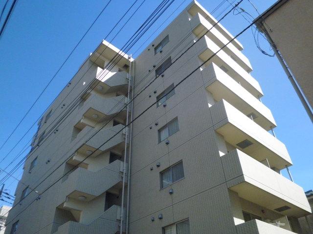 スカイコート錦糸町外観写真