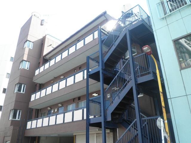 業平パークマンション外観写真