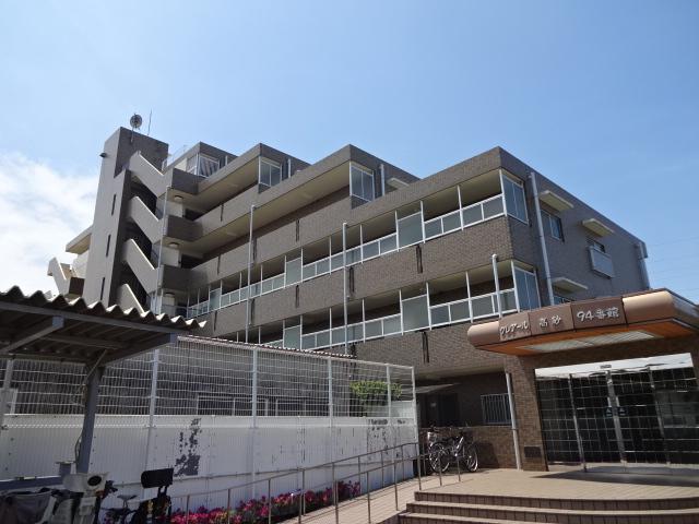 クレアール高砂94番館外観写真