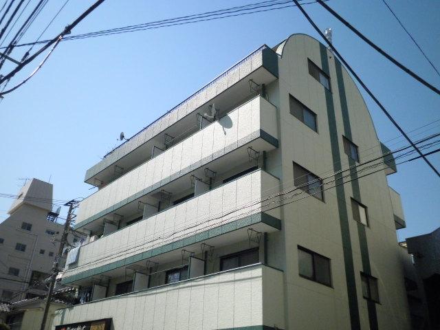 濱野マンション外観写真