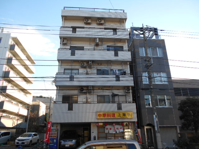 長谷川ビル外観写真