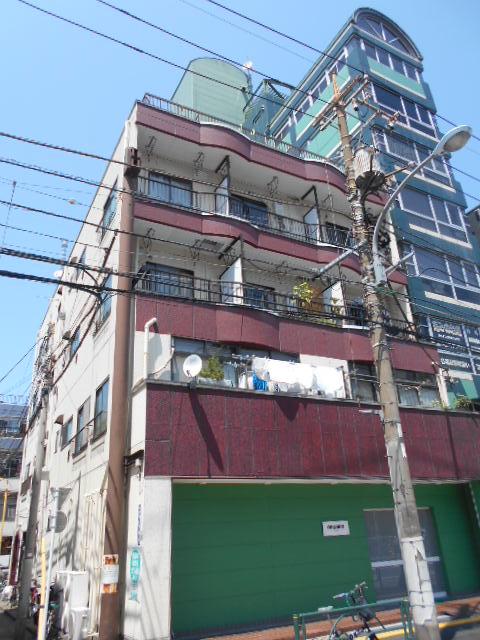 明宏ビルディング外観写真