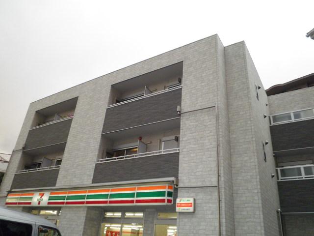 リリックコート平井橋外観写真