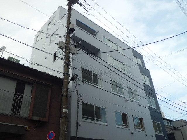 リブリ・Solashita外観写真