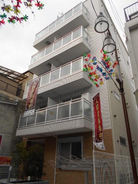 b'CASA Hikifune外観写真