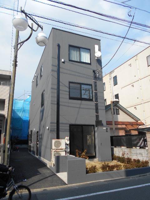 GROUNDEUX HIGASHIMUKOUJIMA外観写真