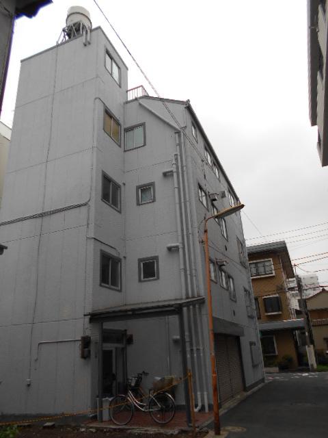 森田マンション外観写真