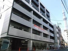 ステージファースト錦糸町アジールコート外観写真
