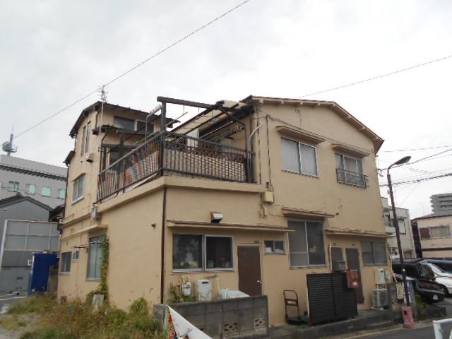 中村アパート外観写真