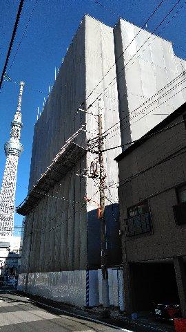 (仮称)横川モリタPJマンション外観写真