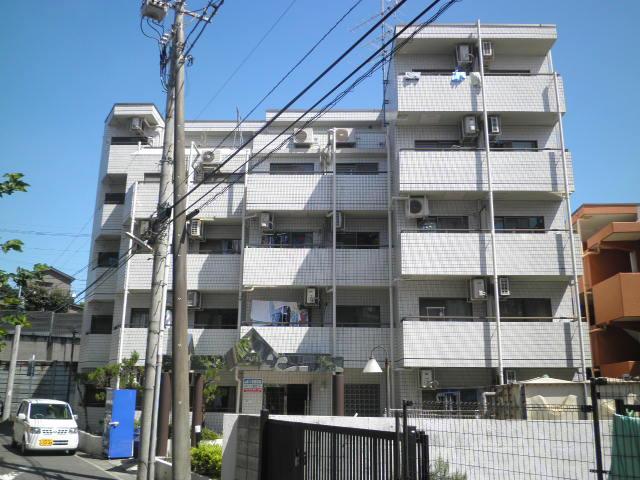 スカイコート宮崎台外観写真