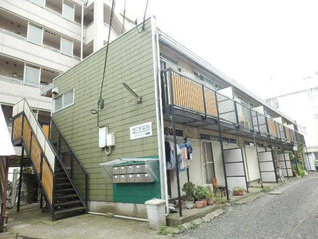 コーポ小川外観写真