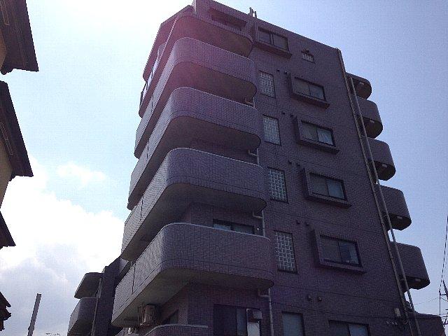 エルザ多摩川外観写真