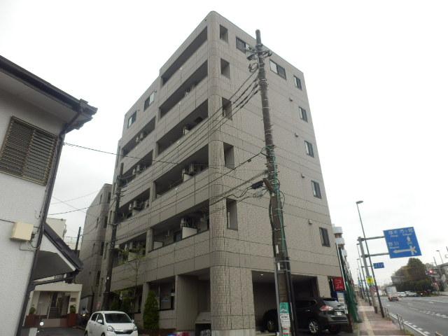 ロイヤルヒルズ宮崎台外観写真
