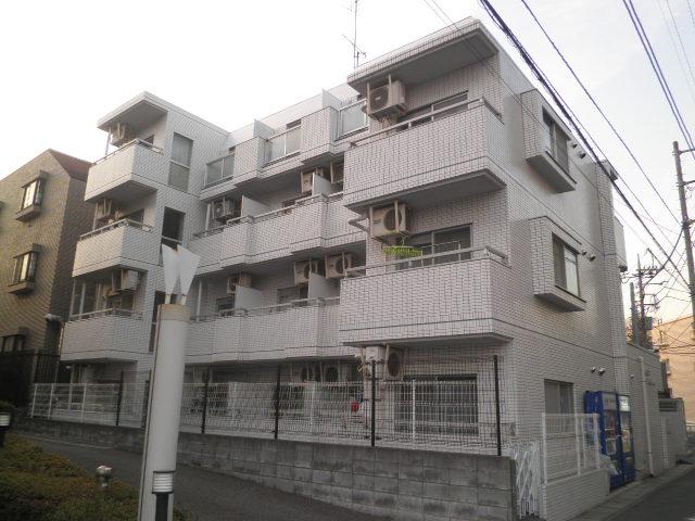 スカイコート宮崎台第4外観写真