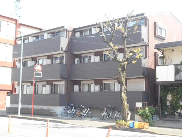 コモハイツ宮崎台外観写真