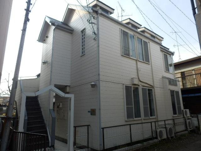 パンシオン高津Ⅱ外観写真