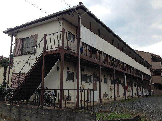 第二秋元荘外観写真