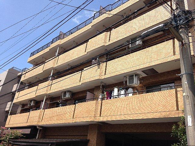 ライオンズマンション武蔵新城第2外観写真