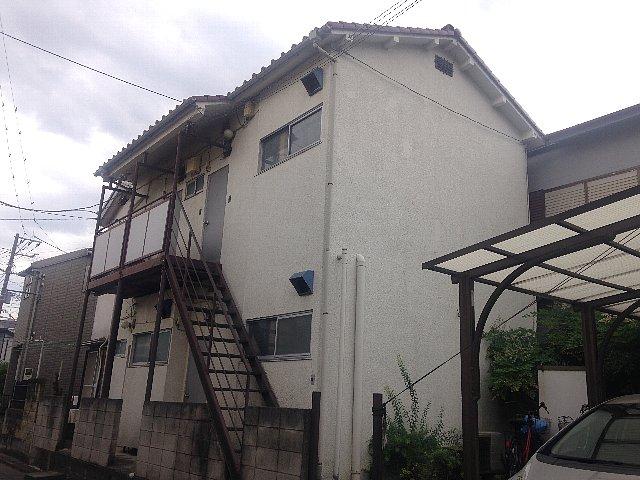 相馬荘外観写真