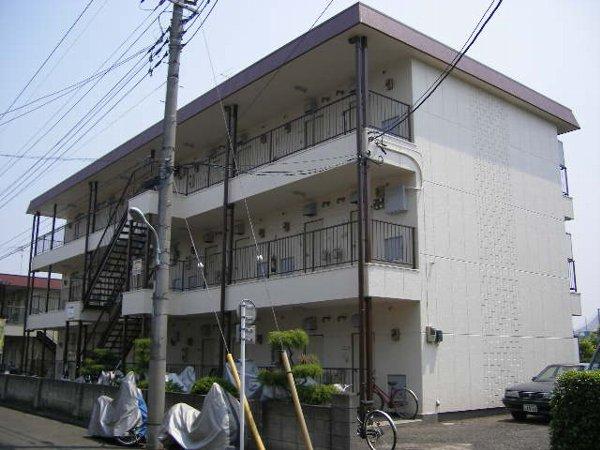 グリーンハイム志村1号棟外観写真