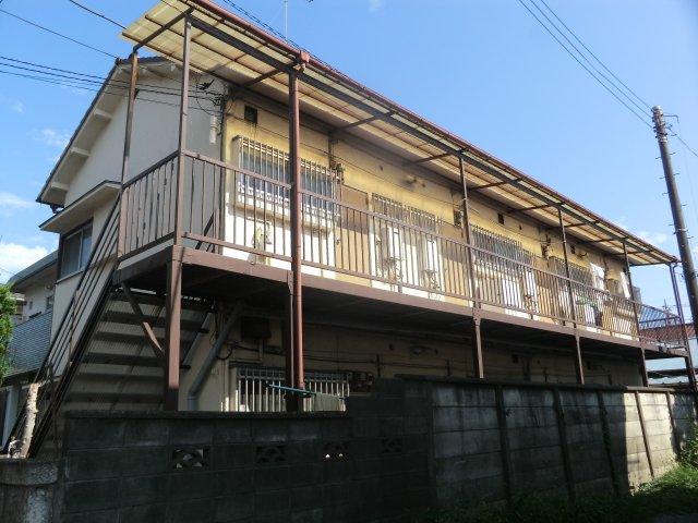 沢村荘外観写真