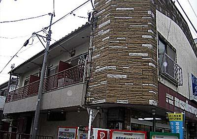 桝川荘外観写真