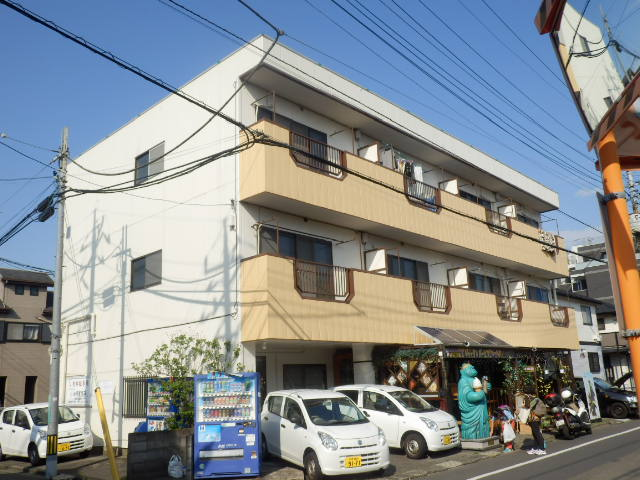 富士見台明星パレス外観写真