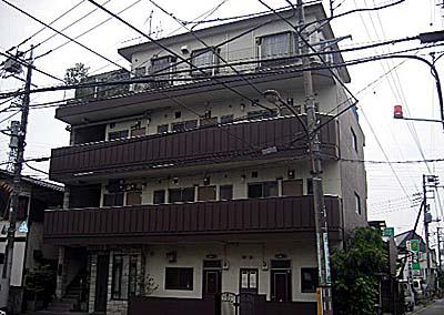 ハイツ武蔵台外観写真