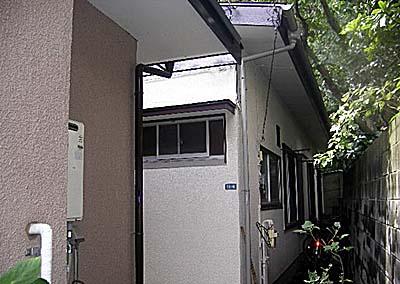 竹田荘外観写真
