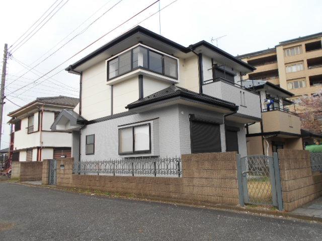 富士見台一戸建C棟外観写真