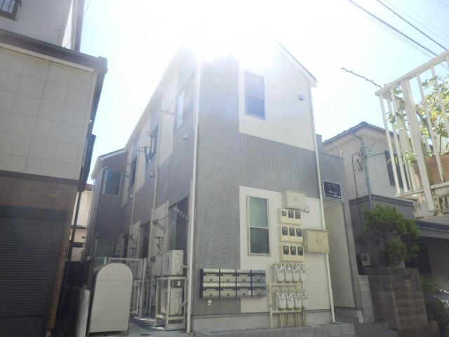 マーベラス国分寺東恋ヶ窪Ⅱ外観写真
